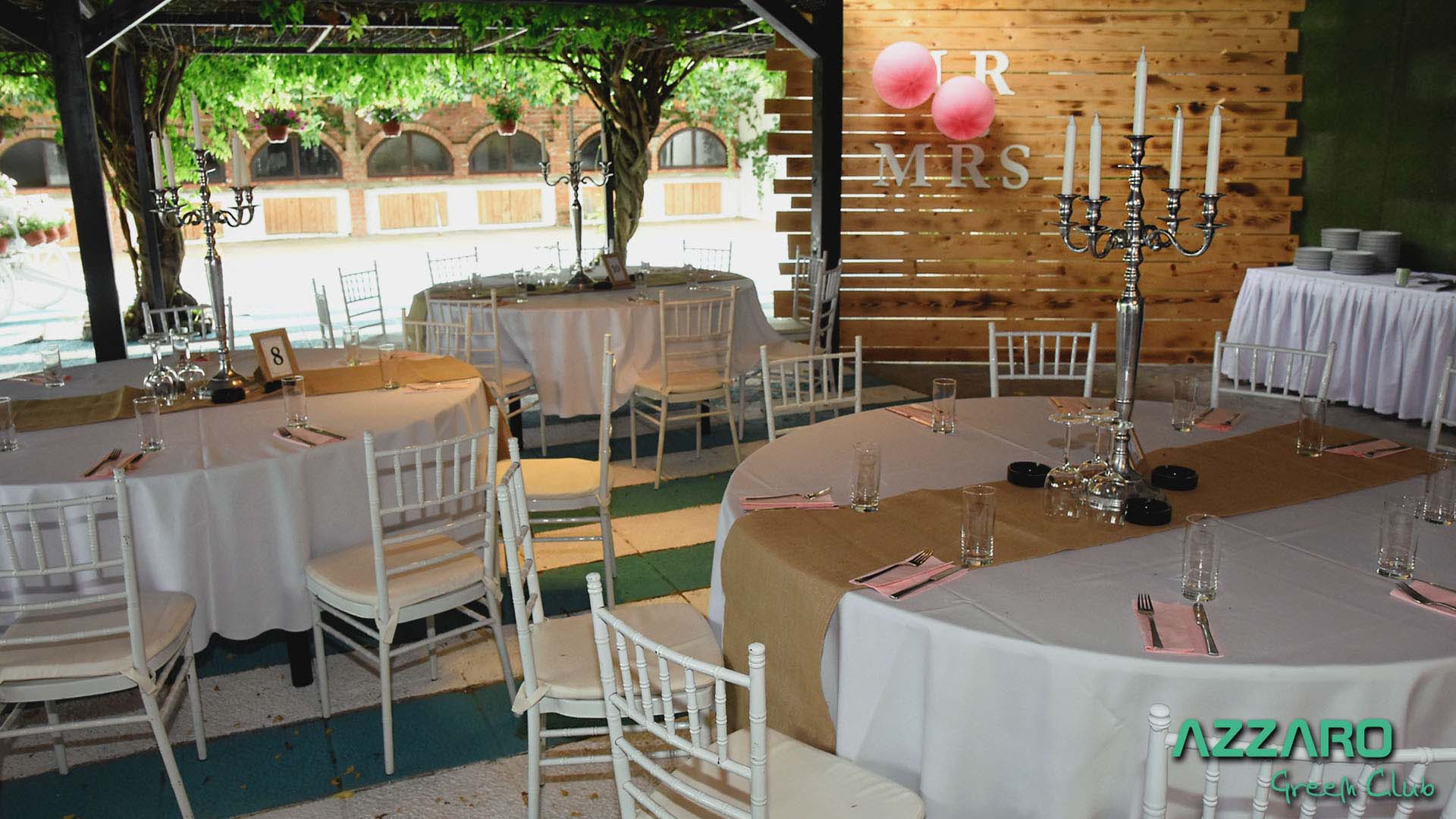 Dekoracija svadbe-na-otvorenom